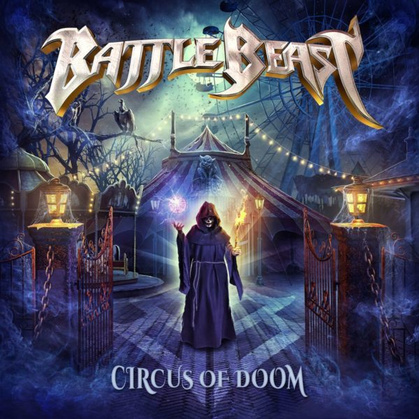 Cover-Artwork - Circus Of Doom - Battle Beast
