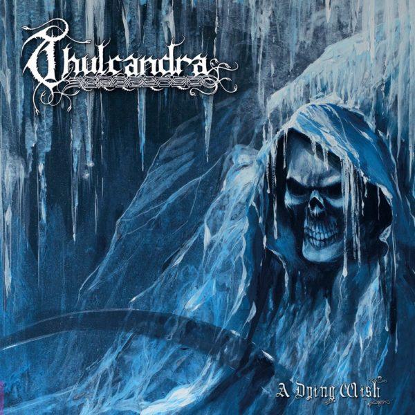 Bild Thulcandra - A Dying Wish Cover