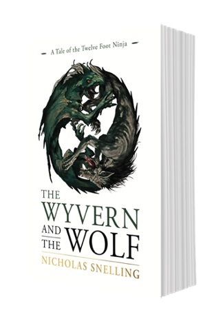 The Wyvern And The Wolf